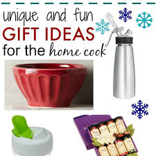 Unique and Fun Gift Ideas for the Home Cook Giveaway