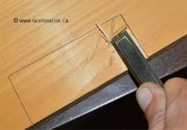 comment poser une porte de chambre comment installer une penture de porte