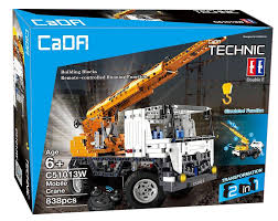 Double Eagle Cada Technic Remote Control Mobile Crane - 838 Pieces ... Lego Ideas Product Ideas Technic Remote Control Flatbed Truck Dump Trailer New Lego Rc Tipping Lorry Rc Unimog Firetruck Moc Motorizedfull Pf Youtube Minifig Scaled Truck 42078 Mack Anthem Test Mod Images Racingbrick 42065 Tracked Racer At John Lewis Partners Moc12660 Custom Mack Modification 2017 Custombricksde Model Arocs Slt Hst Ultra Ts1 Wolf Off Road 24ghz Car 9398 44 Crawler Retired Trophy Monster