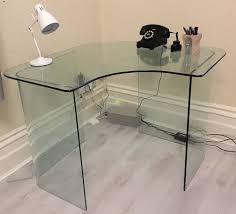 Studio Rta Desk Glass by Best 25 Glass Corner Desk Ideas On Pinterest Modern Corner Desk