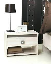 chevet de chambre tiroir table de chevet chambre adulte annsinn info