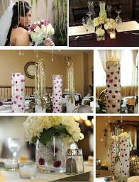 Spring Buffet Centerpieces With Pussy Willowmums Kermit And Melted Ice Idea