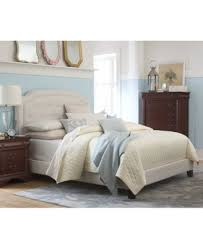 Macys Headboards And Frames by Malinda Upholstered Beds Furniture Collection Furniture Macy U0027s