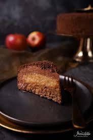 apfel zimt schokoladentorte maren lubbe feine köstlichkeiten