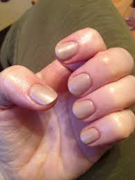 Red Carpet Manicure Led Light by Red Carpet Manicure Using Champagne Nights A Gel Polish