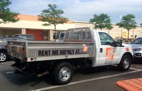 100 How Much Does It Cost To Rent A Truck Dump Home Depot The Young Couple Walking Wide
