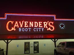 Cavenders In Houston