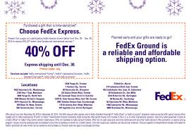 Enjoy 40% Off Shipping During The Holidays – FedEx Canada Shapeways Promo Code June 2019 Reptile Zoo Monroe Wa Coupons Intrepid Museum Discount Nj Transit Kangertech Burlington Coat Factory Fargo Nd Coupons And Deals Mia The Vitiman Shop Barbri Mpre Webbookburlington Bookscomlogin Haiku Fan Coupon Nikecom Hertz South Africa 10doarmall Codes Free It Cosmetics Vintage Cellars Australia Amf Bowling Mobile Al Bulk