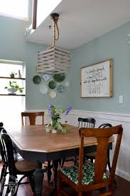 100 Dining Room On A Budget With Mismatched Chairs And Wood Tones 6 Of 9