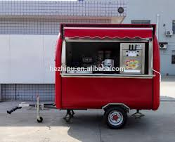 100 Mobile Pizza Truck New Design Customized Motorcycle Waffle CartsMini