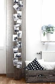 fotowand selber machen ideen für eine kreative