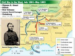 Civil War In The West General Ulysses S Grant