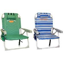 Tommy Bahama Backpack Beach Chair Dimensions by Buy 2 Tommy Bahama Backpack Cooler Beach Chairs 1 Green And 1