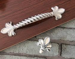Cheap Fleur De Lis Cabinet Knobs by Dresser Drawer Pulls Etsy