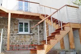 construction d escaliers bois angers artisan terrasse bois