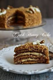 Czech Honey Cake Medovnik Some Book News