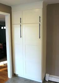 Ikea Pantry Cabinet Tall Best No Pantry Ideas No Pantry