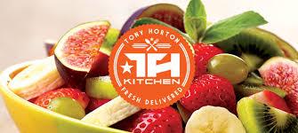 Inside Tony Horton Kitchen