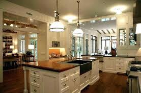 Open Concept Kitchen Living Room Floor Plans