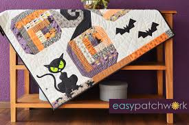 Sunny Side Pumpkin Patch Hours by Easypatchwork Bad Kitty In The Pumpkin Patch