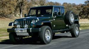 100 Old Jeep Trucks For Sale 2005 Gladiator Concept We Got