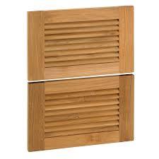 10u201d X 16u201d Drawer Fronts Louver Panel 2 Each