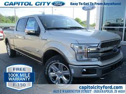 New 2018 Ford F-150 King Ranch For Sale/Lease Indianapolis, IN | VIN ...