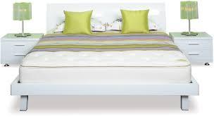 Arctic Slat Bed Frame Headboard