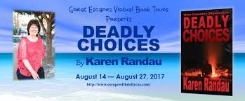 Deadly Choices Rim Country Mysteries 3rd In Series