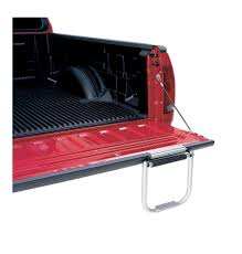 Topline Bed-Hopper Tailgate Step Silver | Pick Up Truck | Pinterest ...