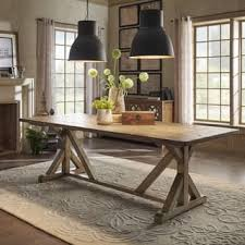 Buy Farmhouse Kitchen Dining Room Tables Online At Overstock