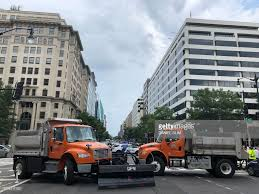 Heavy Trucks Barricade The Streets Near The White House As Far-right ... Volvo Supertruck In Photos Fuel Smarts Trucking Info Washington Dc Usa July 3 2017 Food Trucks On Street By National Truck Heaven The Mall September Power Outage In Editorial Stock Image Of Turns Recycling Into Art Ahpapercom Heavy Barricade Streets Near White House As Farright Row Of Trucks Dc Photo Us Mail Picryl Tours Line Up An Urban New Designed Recycling To Hit The Streets Download Wallpaper 1366x768 Dc Food
