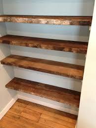 Reclaimed Wood Shelf Diy by Diy Reclaimed Wood Shelf U2014 Best Home Decor Ideas Affordable