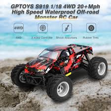 RC Car 1/18 4WD Remote Control Truck 2.4Ghz Monster Buggy Off-Road ... Arrma Mojave Short Course Truck Review Rc Truck Stop Amazoncom Traxxas 360341 Bigfoot No 1 2wd 110 Scale Monster Upgrading Your Rtr Axial Scx10 Stage 3 Big Squid Car And Best Trucks Read This Guide Before You Buy Update 2017 Whosale Rc Crawler 4wd Off Road Rock 4x4 Rgt 4wd Waterproof Electric Offroad 9 A The Elite Drone Hpi Blitz Hpi105832 Planet Clawback 15 Scale Huge Rock Crawler Waterproof 4 Wheel Yellow Eu Hbx 12891 112 24g Desert Offroad Recreates The Famed Photo On Market Buyers 2018