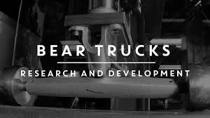 100 Bear Trucks RD YouTube