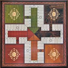 The Royal Game By Bruce Whitehill Published In Knucklebones Games Magazine September 2007 Chess May Be Considered Of Kings But Pachisi Is