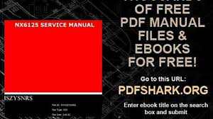 Husky Wet Saw Thd750l Manual by Nx6125 Service Manual Video Dailymotion