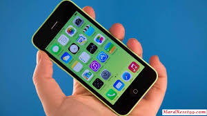 iPhone 5c 8GB Hard Reset Factory Reset & Password Recovery