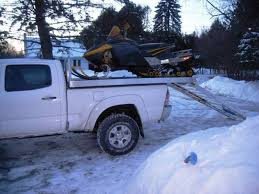 Sled Deck Ramp Width by My Taco Sled Atv Deck Tacoma World