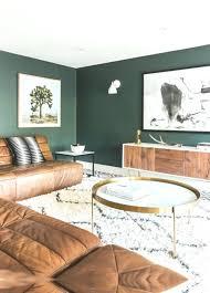 wohnzimmerdekor ideen grüne wandfarbe grünes wohnzimmer