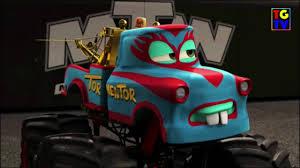 Disney Pixar Cars Toon Mater's Tall Tales - Monster Truck Mater ...