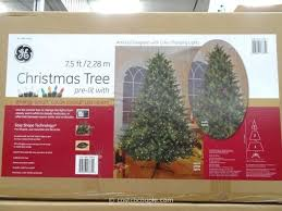7 5 Feet Led Tree Throughout Artificial Pre Lit Christmas Trees Costco Canada Different For Your
