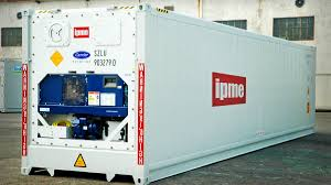 100 Shipping Containers Converted Refrigerated IPME