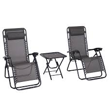 Outsunny 3pcs Folding Zero Gravity Chairs Sun Lounger Table Set W ... Anti Gravity Lounge Chairs Amazon Best Home Chair Decoration Garden Lounger Wido Saan Bibili Zero Recliner Outdoor Beach Patio Folding Sun Smart Living 2in1 Zero Gravity Lounger In B31 Birmingham For Pool Yard Top 10 Review 2019 Green Timber Ridge 2pcs Portable Rocking Recling Arm Rest Choice Products 2person Double Wide
