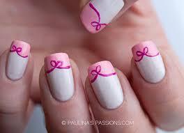 Cute Simple Nail Art Design Ideas For Girls