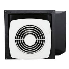 Broan Duct Free Bathroom Fan by Broan 180 Cfm Through The Wall Exhaust Fan With On Off Switch 509s