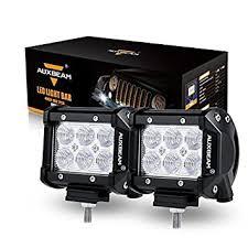 Amazon Auxbeam LED Light Bar 4