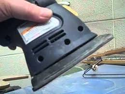 harbor freight palm sander review