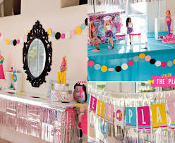 Barbie Living Room Set by Decoration Best Ideas For Barbie Theme Birthday Party U2013 Interior