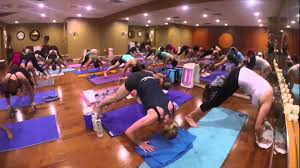 Hot Yoga With Penny Video IVstretch Strengthen Sweat